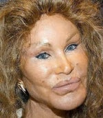 Catwoman Jocelyn Wildenstein goes public
