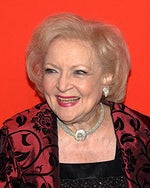 Betty White is red hot well into her senior years.