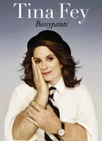 The cover of Bossypants, Tina Fey's new best-selling book
