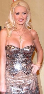Holly Madison insures breasts