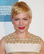 Michelle Williams red carpet beauty