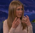 Jennifer Aniston on Conan, NBC
