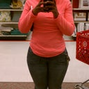 in Target digging myself lol
