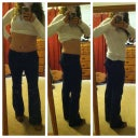 In my size two jeans =0)