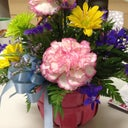 Flowers the Dr. sent me