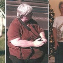 My journey from slender at age 20 to 300+ morbid obsesity at age 55, to 170 age 56, to current wt of 148 at age 57. Very happy I did this journey to health.