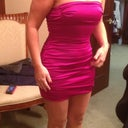 Vegas nightclub dress.  I did feel sexy but still have a pouch!