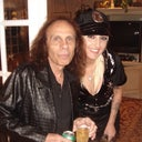 before surgery with Ronnie James Dio (R.I.P)