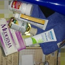 Mederma cream, Tylenol extra strength, arniva cream, triple antibiotic, Vitami E oil, heat/cold compress, funnel and clear curtain that I did not use whatsoever. I had very little leakage.