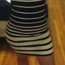 7 weeks post op. This dress is tight and looking right! Haha