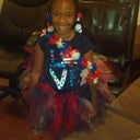 4th of July 2012 Gotta love this diva Traliyah @ 5yrs old!