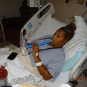 me doing my breathing treatment