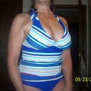 4 months PO. One of my new swimsuits for Cancun